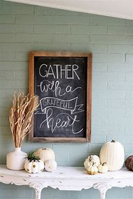 Best Fall Chalkboard Decor - ideas and images on Bing | Find what ...