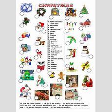 Christmas Vocabulary By Kids Lab  Teachers Pay Teachers