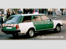 Polizeiautosde Peugeot 505 Break