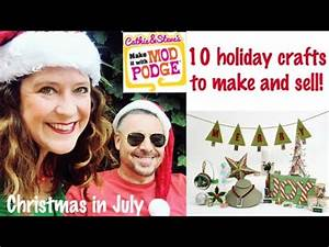 10 Holiday Bazaar Crafts to Make & Sell