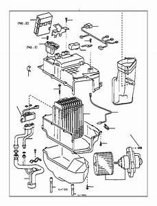 Toyota Land Cruiser Hvac System Wiring Harness  Harness