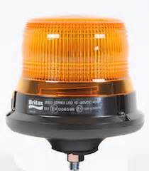 reg 65 led beacons single bolt magnetic 1 point fix 3 point