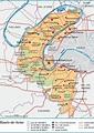 Hauts de Seine - Voyages - Cartes