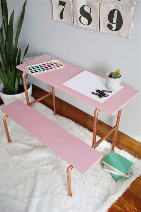 10 DIY Kids? Desks For Art, Craft And Studying   Shelterness