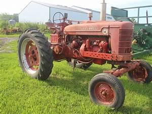 1953 Farmall Super M Tractor