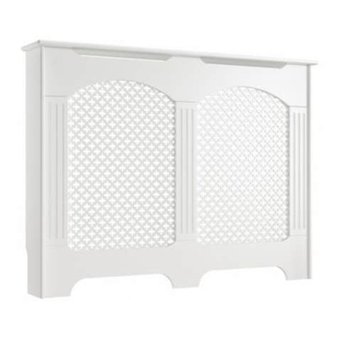 Radiator Cabinets Bq by Cambridge Medium White Painted Radiator Cover Cabinets