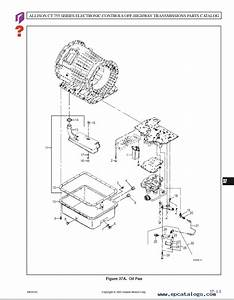 Allison Clt755 Electronic Controls Transmissions Parts