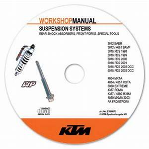 Ktm Suspension Workshop Manual On Cd