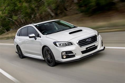 subaru levorg review price features
