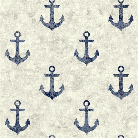 Kitchen Wallpaper Borders Ideas - york wallcoverings nautical living anchor away wallpaper ny4915 the home depot