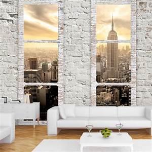 Wohnzimmergestaltung Mit Tapeten : vlies fototapete 3 farben zur auswahl tapeten fenster ausblick c a 0066 a b ebay ~ Sanjose-hotels-ca.com Haus und Dekorationen