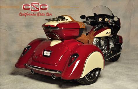 Indian Motorcycle Trike Kit