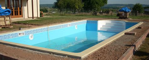 Build Your Own Swimming Pool
