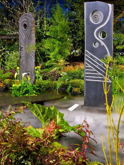 landscaping sculptures beautify the garden with sculpture designs landscaping ideas and hardscape design greenvirals