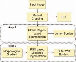 Flow Diagram Showing Segmentation Steps