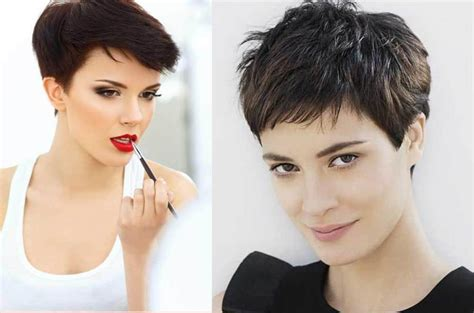 2019 Short And Cuts Hairstyles