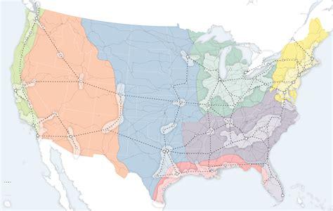 map  america   york times