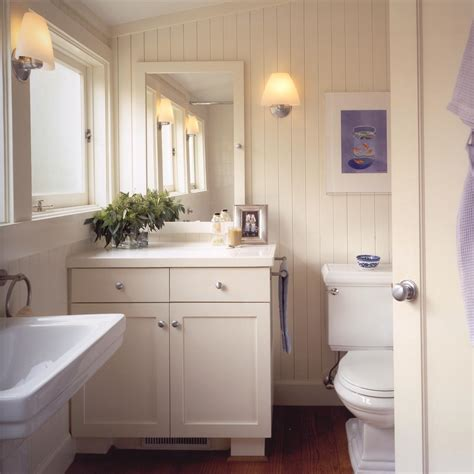 bathrooms with beadboard photo page hgtv Cottage