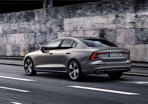 2019 volvo s60 2019 volvo s60 revealed topped by t8 polestar engineered