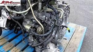 Nissan Murano Quest Maxima 3 5l V6 Fwd Cvt Transmission
