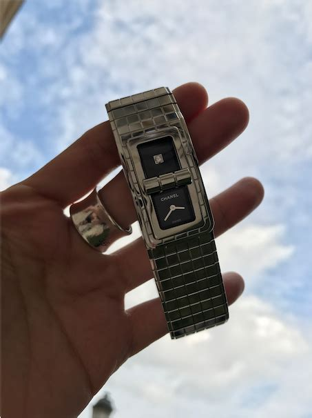 The Chanel Watch That Everybody Cool Is Going Nuts Over