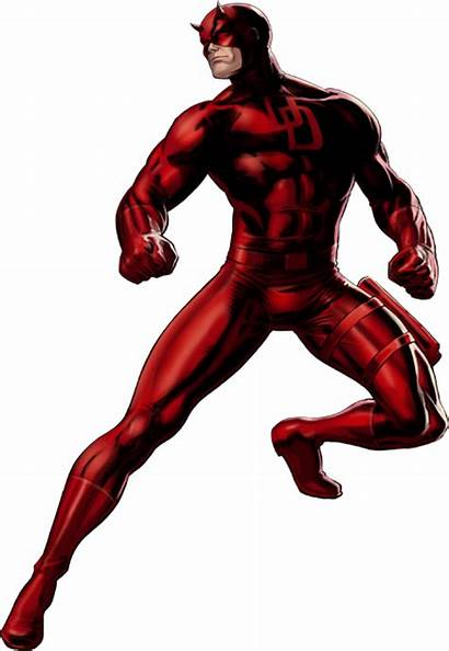Daredevil Marvel Clipart Transparent Character Costume Did