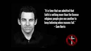 Sam Harris Gives An Amazing Analogy Diamond In The