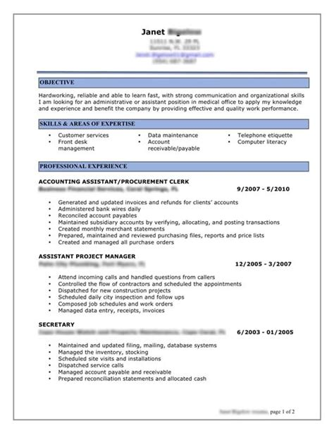 Top 10 Resume Samples  Best Resume Gallery
