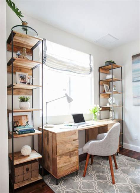 Creating A Small Home Office by 12 Beautiful Home Office Ideas For Small Spaces Sense
