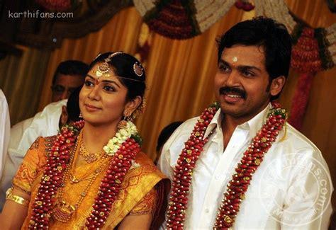 pictures of jyothika and surya karthi wedding photos with surya and jyothika