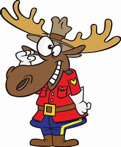 rcmp moose | Tales from the Mom-Side