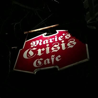 Crisis Cafe Marie