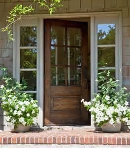 Front Porch Entry Door