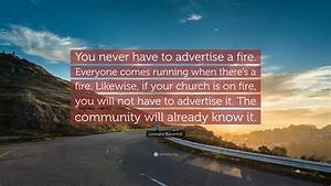 Leonard Ravenhi... Leonard Community Quotes