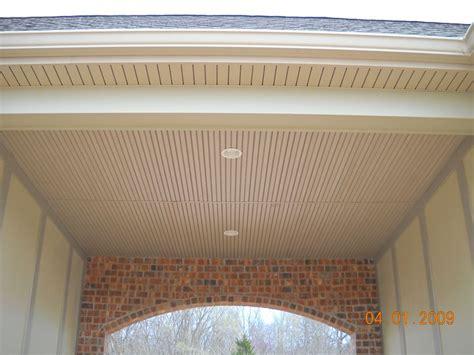 close    custom porch ceiling    vinyl