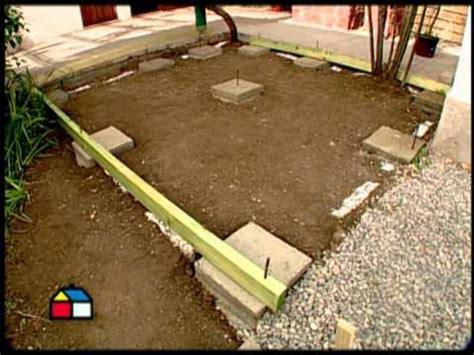 191 c 243 mo hacer un deck para la terraza