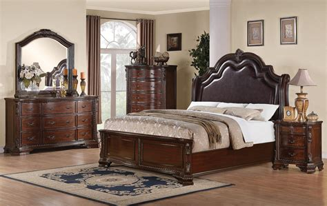 Coaster Furniture 4 Pc Maddison Panel Bedroom Set