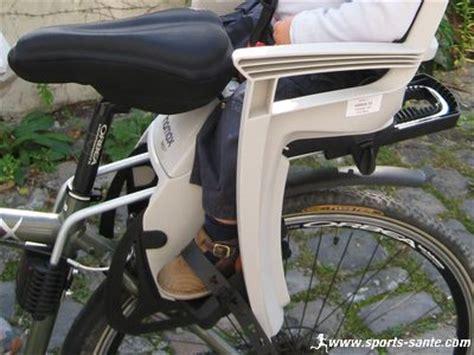 siege hamax siège vélo bébé hamax smiley compatible vtt sans porte