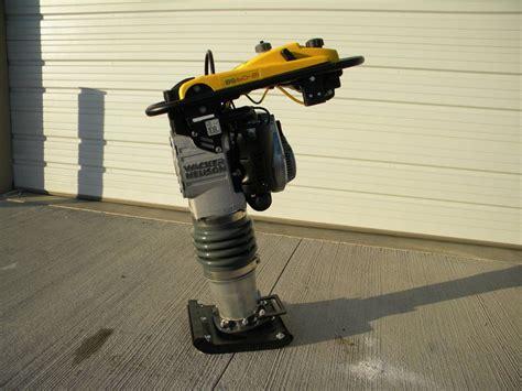 jumping jack compactor wacker compaction tools 1001
