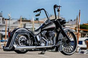 Moto Style Harley : harley davidson softail deluxe chicano style moto pinterest ~ Medecine-chirurgie-esthetiques.com Avis de Voitures