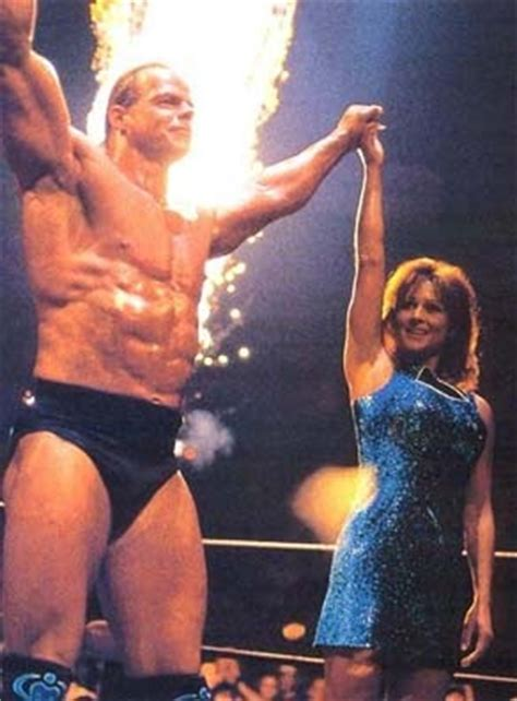 adams wrestling lex luger killed  elizabeth