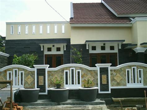 memilih design pagar rumah minimalis sederhana tapi