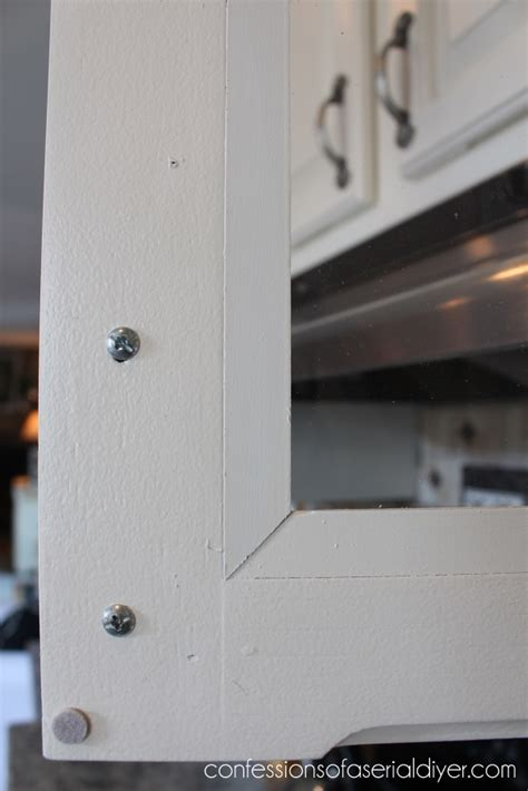 how to add glass to kitchen cabinet doors how to add glass to cabinet doors 9686