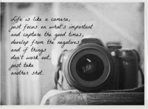 life   photography focus  whats important