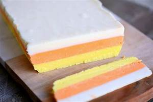 Easy Candy Corn Fudge - Mom On Timeout
