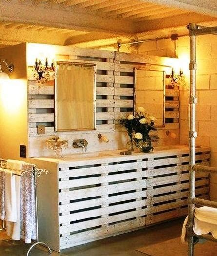 recycling wood pallets  building    home