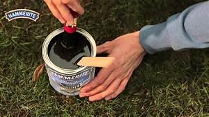 Comment Enlever La Rouille : comment peindre une grille de jardin rouill e youtube ~ Melissatoandfro.com Idées de Décoration