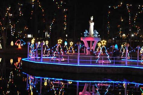la salette festival of lights shines nov 24