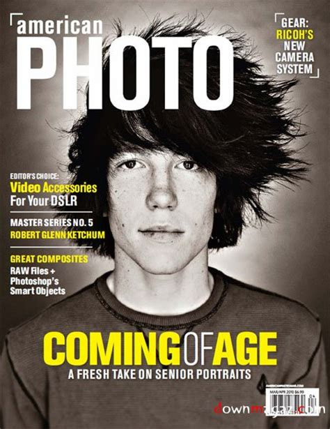 American Photo (marchapril 2010) » Download Pdf Magazines