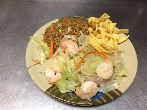 shrimp chow mein lunch special yelp